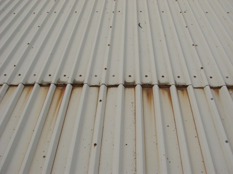 Building Maintenance Cut Edge Corrosion