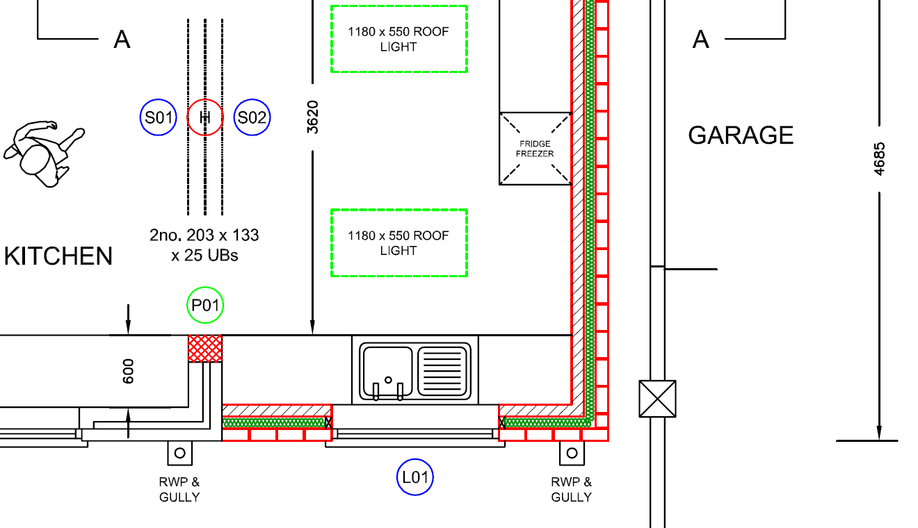 Construction Plans Design