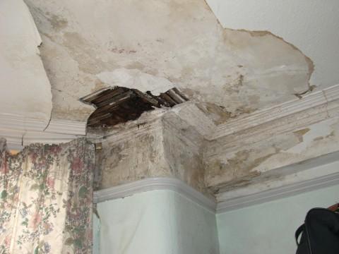 Building Survey Defect