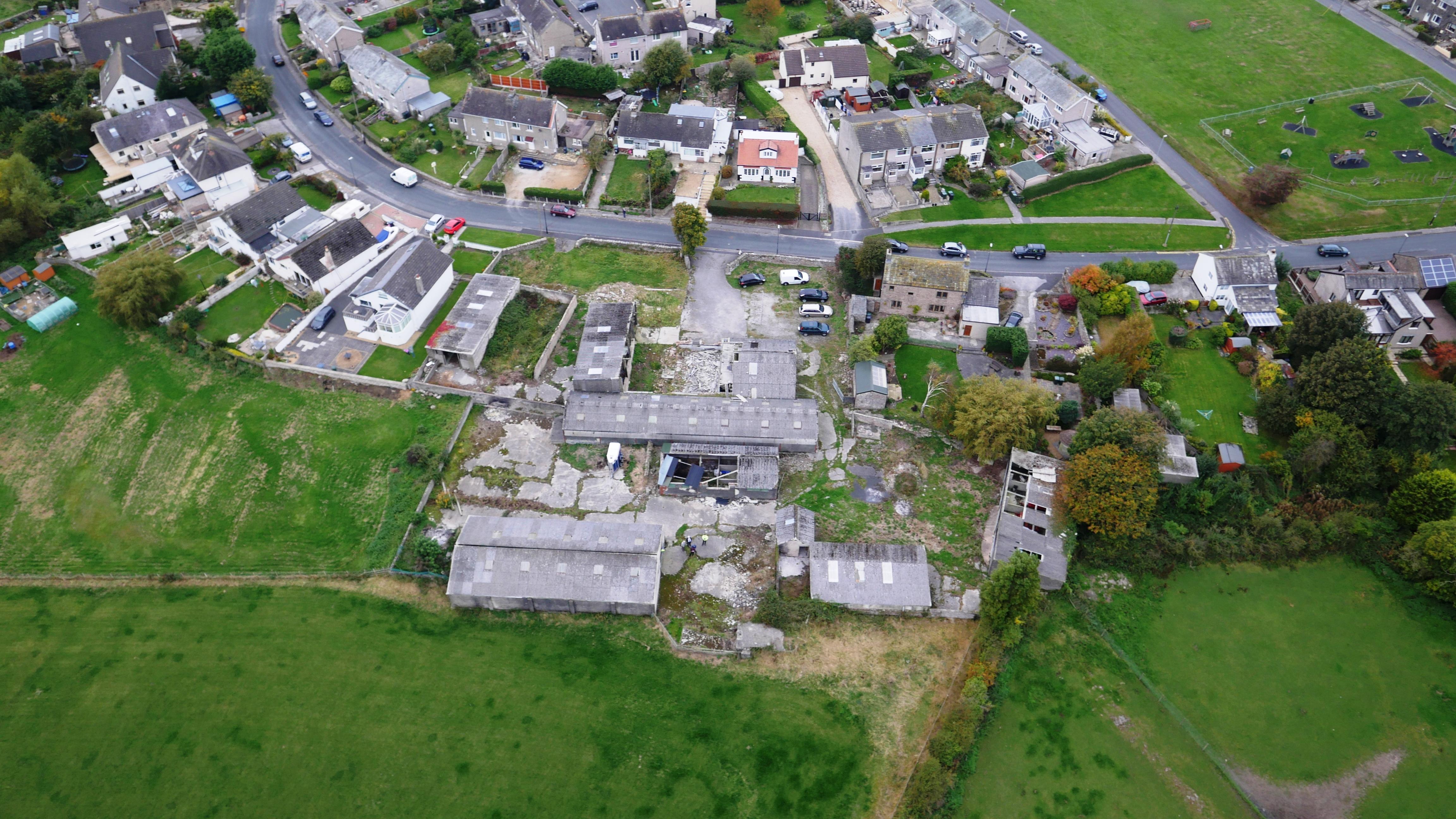 Aerial Photography Drone UAV
