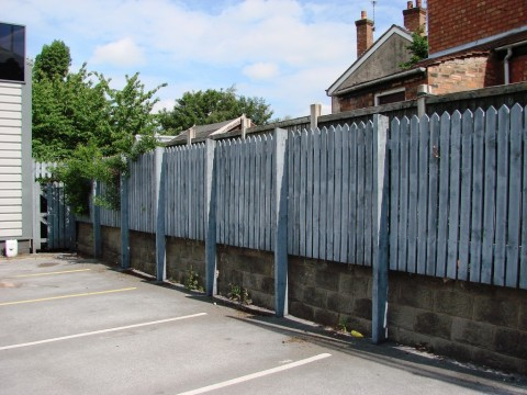 Party Wall Act Boundary Dispute