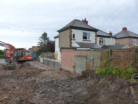 Lynwoods Building Consultancy Party Wall Act Boundary Dispute Neighbour