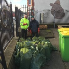 Lynwoods Building Consultancy Charity Clean-Up