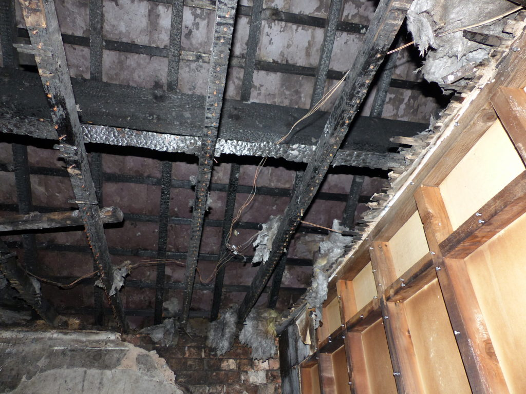 Lynwoods Building Consultancy Fire Reinstatement